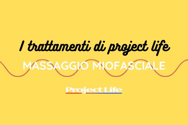 Massaggio Miofasciale