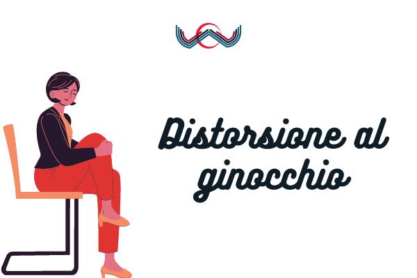 """Distorsione Al Ginocchio: Un'articolazione """"stressata"""""""